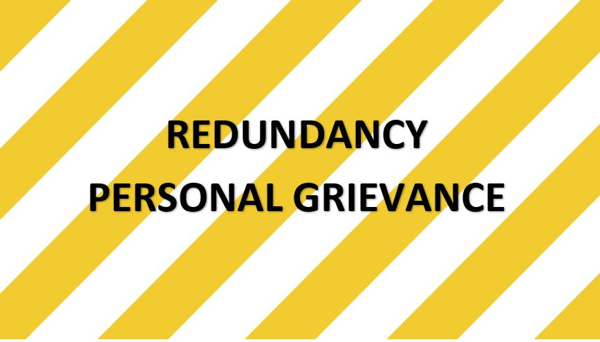 Redundancy During COVID-19 Lockdown: The First Grievance Decision